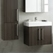 Shades Bathroom Furniture walnut gloss Senesi